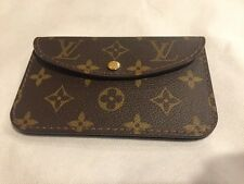 Louis Vuitton Monogram Waist Belt Pouch, Fanny Pack, Bum Bag, Damier, Unisex