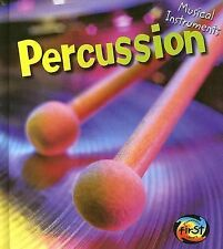 Percussion (Musical Instruments (Heinemann))-ExLibrary