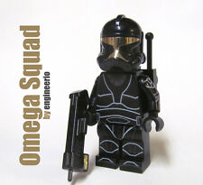 LEGO custom -- Omega Squad -- star wars mini figure commando clone trooper ARC