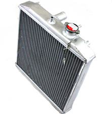 92-95 Honda Civic EG EJ EH Full 2 Row Aluminum Radiator MT Manual D/B 2/3/4dr