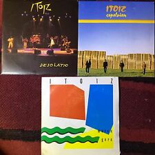 ITOIZ -  3 Mini Lp's Single7' Nuevo