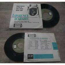 MAURICE JARRE - Lawrence d'Arabie French OST EP 1964 Colpix
