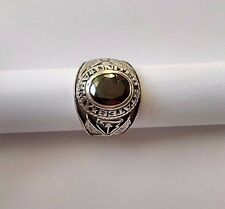WWII US Army Sterling Ring Size 10.5-11