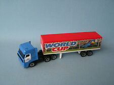 Matchbox Convoy Daf Box Truck World Cup France Soccer 1998 Boxed