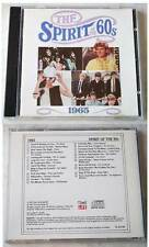 THE SPIRIT OF THE 60´s 1965 .. 1990 Time Life CD TOP