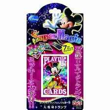 Tenyo Japan 116104 CARD MAGIC MICKEY MOUSE (Magic Trick)