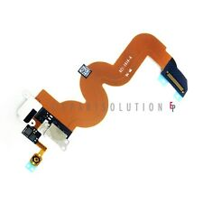 White iPod Touch 5th Gen USB Dock Connector Charging Port Flex Cable USA Seller