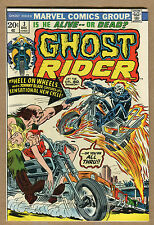 Ghost Rider #3 - Early Ghost Rider! - 1973 - (Grade 8.5) WH