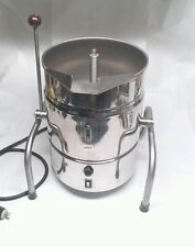 Calico Cottage Fudge Kettle Groen TDB/8-20CFC Electric Kettle with Manual