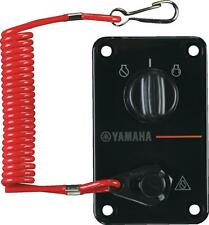YAMAHA OUTBOARD SINGLE KEY SWITCH KEY 704-82570-12-00 SUPERCEDES 704-82570-11-00