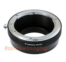 Nikon lens to Samsung NX1 NX500 NX3000 NX300M NX300 NX2000 camera adapter