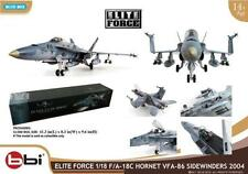 1/18 BBI Ultimate F-18 F-18C Navy Hornet VFA-86 Fighter Soldier Jet Model New