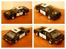 Ford mustang Police to restore or repair Burago 1 24