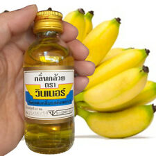 FOOD INTENSE BANANA FLAVOR SMELL MIXED ESSENCES BAKERY EXTRACT INGREDIENTS