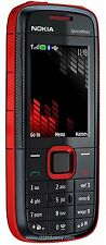 Nokia XpressMusic 5130 - Red /Black (Unlocked) Cellular Phone