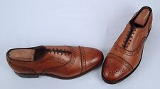 Allen Edmonds Strand Oxford - Walnut- Size 8 E $385