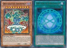 Orichalos Shunoros + The Seal of Orichalcos DRL3 - Near Mint - Yugioh