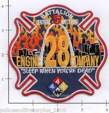 Missouri - St Louis Engine 28 Battalion 5 MO Fire Dept Patch