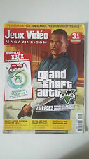 JEUX VIDEO MAGAZINE N°149 - Juin 2013 - GRAND THEFT AUTO GTA 5 XBOX ONE