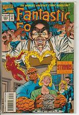 Marvel Comics Fantastic Four #393 October 1994 VF+