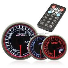 Prosport 60mm Air / Fuel Ratio Gauge Smoked Stepper with Remote Control
