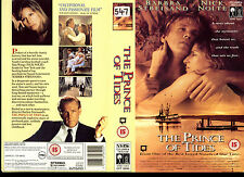 The Prince Of Tides - Nick Nolte - Used Video Sleeve/Cover #16525