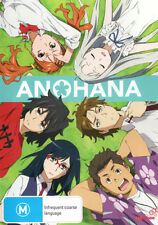 Anohana: The Flower We Saw That Day  - DVD - NEW Region 4
