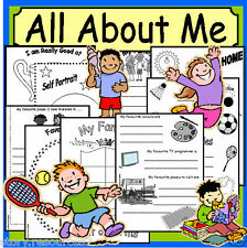 ALL ABOUT ME - Ourselves CD New term teaching resources EYFS KS1 KS2 CHILDMINDER