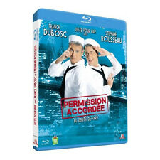 3177 //PERMISSION ACCORDEE FRANCK DUBOSC/STEPHANE ROUSSEAU ZENITH PARIS  BLU RAY