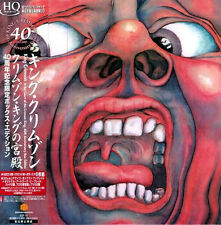 King Crimson_In The Court Of The Crimson King_40th Anniversary Series_5CD+DVD