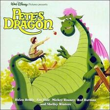 Pete's Dragon (Original Soundtrack) by Original Soundtrack (CD, Apr-2002,...