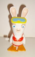 FIGURINE WIND UP - LAPINS CRETINS UBISOFT 2012 (9x4cm) WIND UP HS