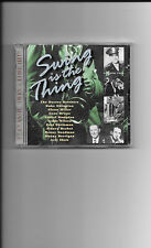 Swing Is The Thing Vol.2 CD 17 Classic Swing Time Hits  Used