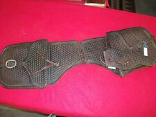 vintage 1920s saddle bags and holster