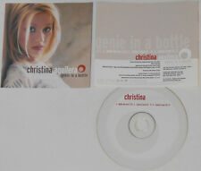 Christina Aguilera - Genie In A Bottle (Radio Version) - 1999 Promo CD Single