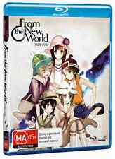 From the New World Part 1 - Blu Ray 2 Disc Japanese Anime - Free Postage