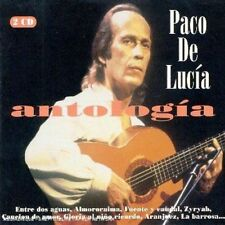 Antologia [Paco de Lucia] [1 disc] New CD