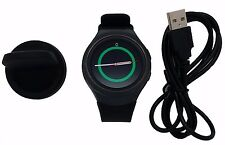 Samsung Galaxy Gear S2 Sport Smart Watch SM-R730T Black T-Mobile Clean IMEI