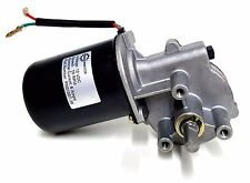 "Makermotor 3/8"" Shaft Electric Gear Motor 12v Low Speed 50 RPM Gearmotor DC"