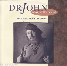 DR JOHN Makin' Whoopee! / More Than You Know 45 ♦ Rickie Lee Jones