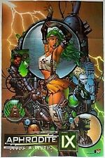 "APHRODITE IX PROMO POSTER DAVID FINCH ART TOP COW IMAGE COMICS 24""x36"" 2000"