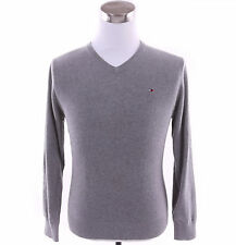 Tommy Hilfiger Mens Pacific V-Neck Sweater Pull-Over Golf Classic Fit - $0 Ship