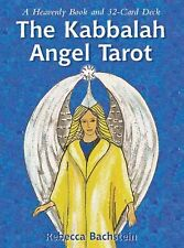 The Kabbalah Angel Tarot: A Heavenly Book 32-Card [Cards] by Rebecca Bachstein