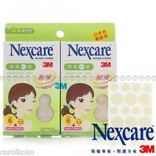 2 Sets 36 pcs Thinner 40% 3M NEXCARE ACNE CARE Dressing Pimple Stickers