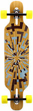 LOADED Tan Tien Longboard komplett - Flex 1 - 86a Yellow Wheels
