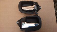 USED OEM BMW Z3 chrome door handle internal pulls