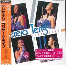 TERESA TENG-CONCERT LIVE-JAPAN MINI LP CD Ltd/Ed G29