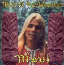 Merrell Fankhauser ‎– The Maui Album CD Sybliminal Sounds Swedish Psych