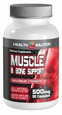 Original Muscle and Joint Healing and Recovery 500mg (1 Bottle, 90 Capsules)