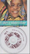 It Takes A Whole Village-African Children's Choir-Music CD-1998 - LIKE NEW - 2